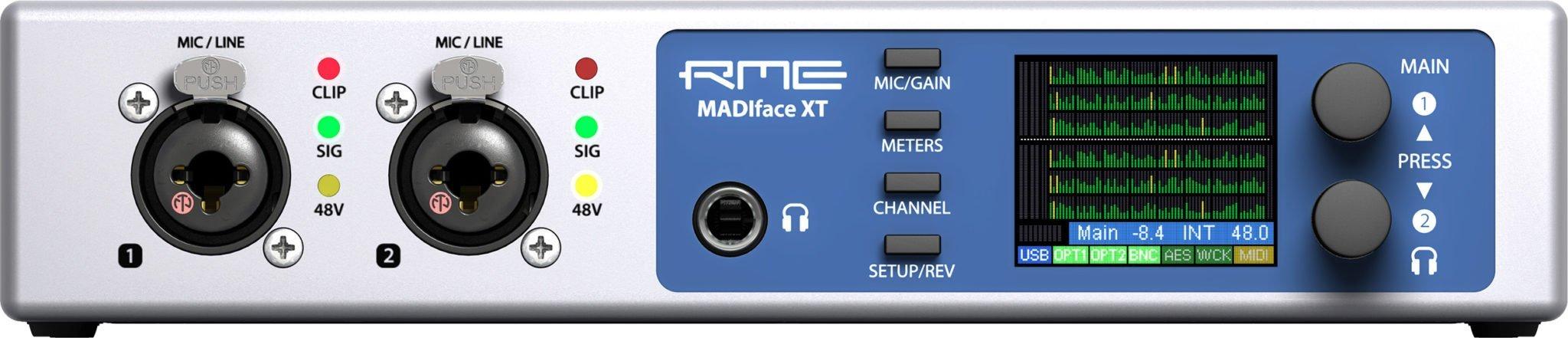 MADIface XT