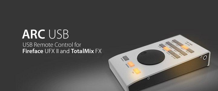 ARC USB - Remote Control