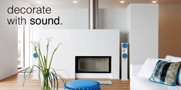 Amphion Enjoy – Decorate with sound